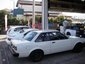 TE71、SW20、CJ4A