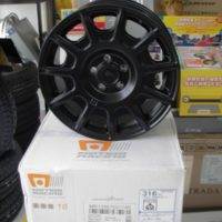 MOTEGI RACING MR139 SATIN BLACK